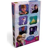 Jogo Memória Frozen - Grow - Disney