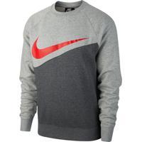 Blusão Nike Sportswear Swoosh Masculino