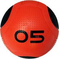 Bola Para Exercicios Medicine Ball Md Buddy 5Kg - Unissex