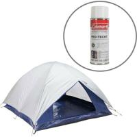 Barraca De Camping Dome 4 Pessoas Nautika Com Impermeabilizante - Unissex