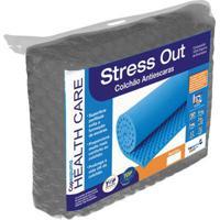 Colchonete Anti-Escaras Copespuma S28 Stress Out (Caixa De Ovo) Solteiro 88 X 188 X 6 Cm