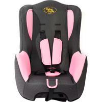 Cadeira Para Auto Rosa E Cinza - Crianças De 9 A 18Kg, 2 Posições P.