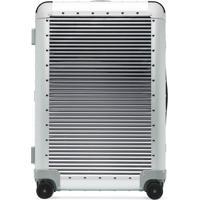 Fpm – Fabbrica Pelletterie Milano Spinner 68 Suitcase - Prateado