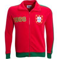Agasalho Liga Retrô Portugal 1966 - Masculino