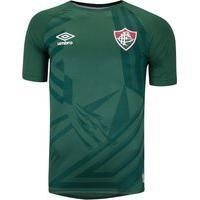 Camisa De Goleiro Do Fluminense 2020 Umbro - Masculina