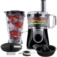Multiprocessador All In One Citrus + Philco 800W Preto 127V