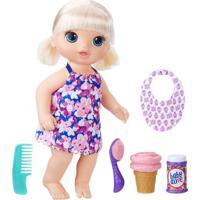 Boneca Baby Alive - Loira - Sorvete Mágico - C1090 - Hasbro