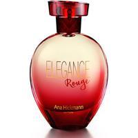 Deo Colônia Elegance Rouge Feminino Ana Hickmann 50Ml - Feminino-Incolor