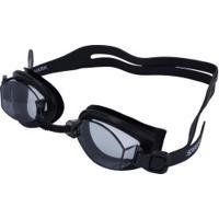 Óculos De Natação Speedo New Shark - Adulto - Cinza Escuro/Preto