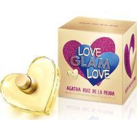 Perfume Feminino Love Glam Love Agatha Ruiz De La Prada Eau De Toilette 30Ml - Feminino-Incolor
