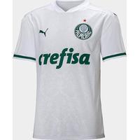 Camisa Palmeiras Ii 20/21 S/N° Torcedor Puma Masculina - Masculino