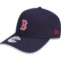 Netshoes  Boné 940 Boston Red Sox Mlb Aba Curva Snapback New Era - Masculino 131b0d1c7bf