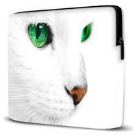 Capa Para Notebook Gato 15.6 À 17 Polegadas