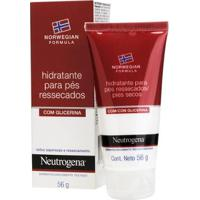 Creme Hidratante Para Os Pés Neutrogena Norwegian 56G - Unissex-Incolor