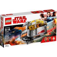 Lego Star Wars Disney Star Wars Episódio Viii Transporte Da Resistência Lego - Unissex-Incolor