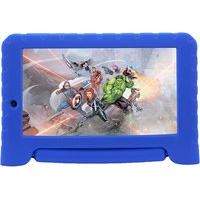 Tablet Multilaser Nb307 Plus 16Gb 7 Pol Quad Core Dual Câmera Azul