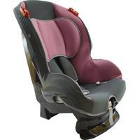 Cadeira Para Auto Lumina Cinza E Rosa De 9 A 25 Kg Lumina