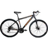 Bicicleta 29 First Smitt - Câmbios Shimano - Freio A Disco 24 Marchas - Unissex