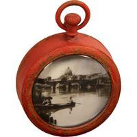 Porta-Retrato De Metal Decorativo De Parede Veneza