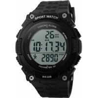 Relógio Skmei Digital Pedômetro 1112 - Masculino