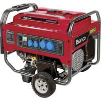 Gerador De Energia A Gasolina Branco 90315490 B4T 12000E3 19Cv 380V