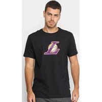 Camiseta Nba Los Angeles Lakers Vinil Masculina - Masculino