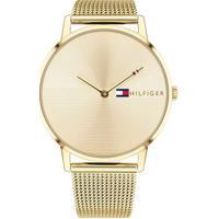 Relógio Tommy Hilfiger Feminino Aço Dourado - 1781972