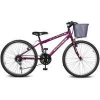 Bicicleta Kyklos Aro 24 Magie 21V - Unissex
