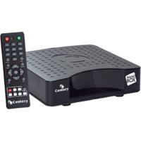 Receptor Analã³Gico De Tv Nanobox Century Com Controle Remoto