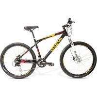 Bicicleta Gts Dynamic Aro 29 Freio Disco Shimano Hidráulico Câmbio Shimano Alivio 27 Marchas - Unissex