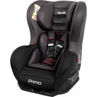 Cadeira Para Auto 0 A 25Kg Nania Primo Luxe Noir Cinza