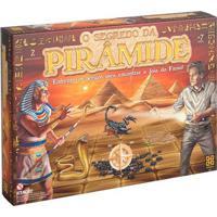Jogo - O Segredo Da Pirâmide - Grow
