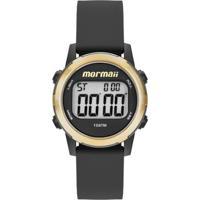 Relógio Mormaii Maui Feminino - Feminino-Preto