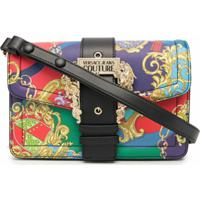 Versace Jeans Couture Couture1 Crossbody Bag - Roxo