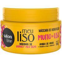 Máscara De Hidratação Salon Line Muito Mais Liso 300Ml