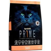 Ração Para Gatos Castrados Special Cat Prime 8Un 1Kg Salmão E Arroz