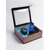 Kit De Relógio Digital Mormaii Masculino + Mini Kit De Ferramentas - Monxe8L Azul Marinho