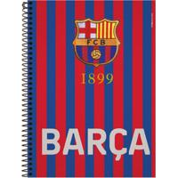 Caderno Foroni Barcelona 1899 Listrado 12 Matérias