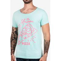 Camiseta The Answer Is Pizza 102457