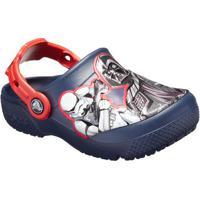 Crocs Funlab Star Wars Dark Sideâ® Clog - Azul Marinho & Crocs