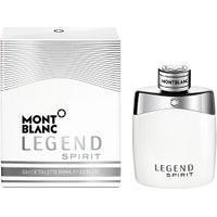 Perfume Montblanc Legend Spirit Masculino Eau De Toilette - 100Ml
