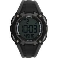 Relógio Speedo 80618G0Evnp2 Preto/Cinza