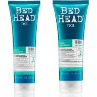 Shampoo Tigi Recovery 250Ml + Condicionador 200Ml Bed Head - Unissex-Incolor