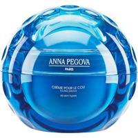 Creme Hidratante Anti-Idade Para Colo E Pescoço Anna Pegova - 40Ml - Unissex-Incolor
