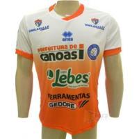 Camisa Canoas Volei Bco Errea 15/16 - Errea