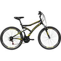 Bicicleta Aro 26 Mountain Bike Caloi Andes 21 Marchas Suspensão Dianteira -  Masculino 8c85c44a9f23c