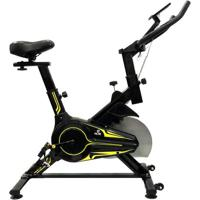 Bicicleta Para Spining - Preta & Verde Limã£O - Acte Acte