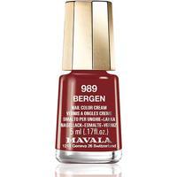 Mini Esmalte Cremoso Mavala Color Bergen 989 5Ml - Feminino-Incolor