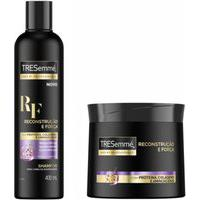 Kit Shampoo E Máscara Tresemmé Rf (2X400)Ml