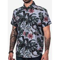 Camisa Jeans Tropical 200163